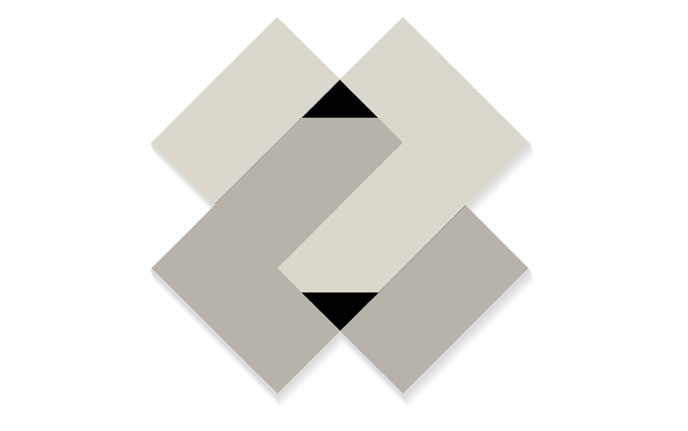 Rod Neer: X-Taxonomie-1, in the color dark gray, Light gray and black